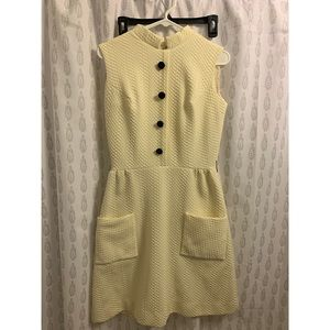 Button front Vintage Dress